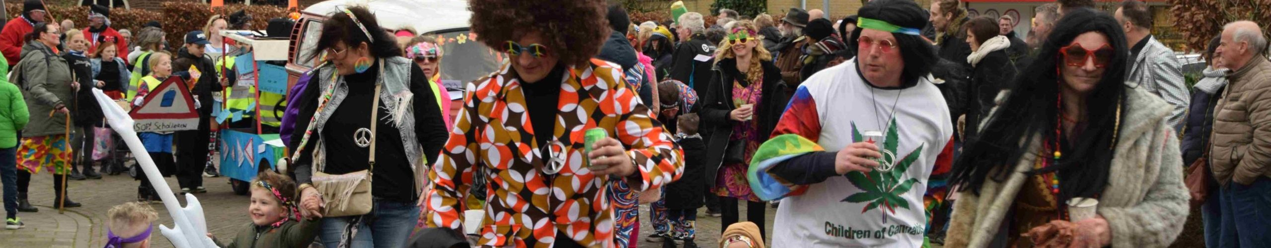 🔴😎🟢 Carnaval in Doornenburg